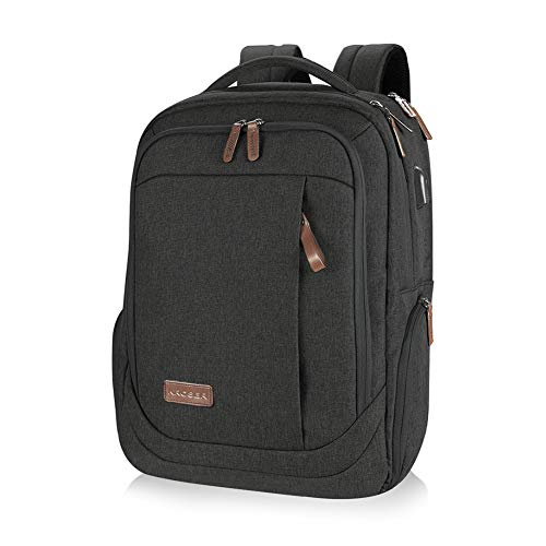 KROSER Laptop Backpack Large Computer Backpack Fits up to 15.6 Inch Laptop with USB Charging Port...