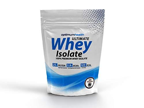 Optimum Health Whey Isolate 1.5kg (Very Vanilla)