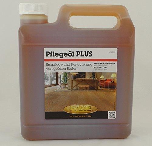 Faxe Pflegeöl PLUS natur 2,5L Holzbodenöl Fußboden Boden Holz Öl