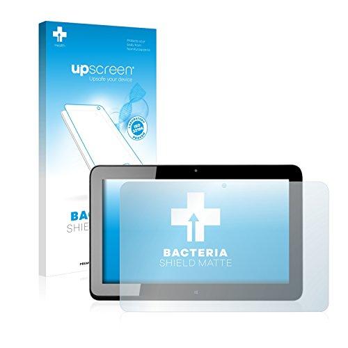 upscreen Antibakterielle Entspiegelungs-Schutzfolie kompatibel mit HP Elite x2 1011 G1 - Anti-Reflex Bildschirmschutzfolie matt, Anti-Fingerprint