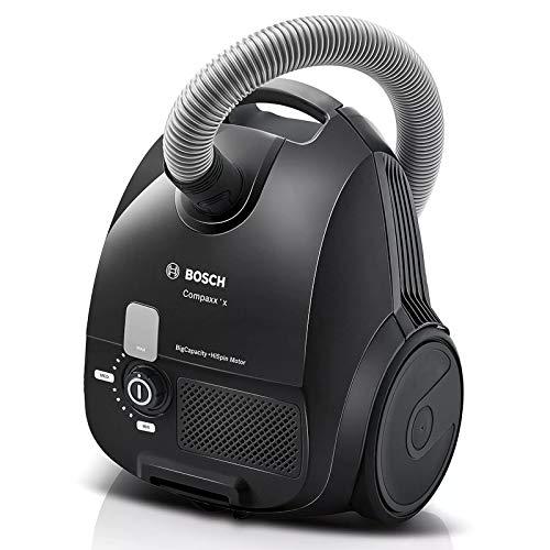 Bosch BZGL2X100 Aspirapolvere con Sacco, 600 W, Plastica, Nero
