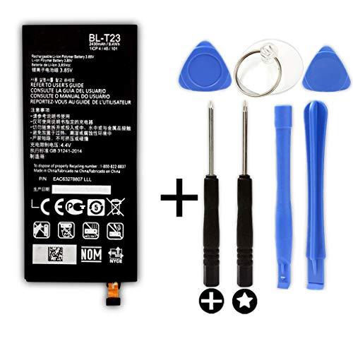 Bateria para LG X CAM (K580) + Herramientas   BL-T23 / Capacidad 2430mAh
