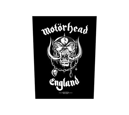 Motörhead Rückenaufnäher England Backpatch