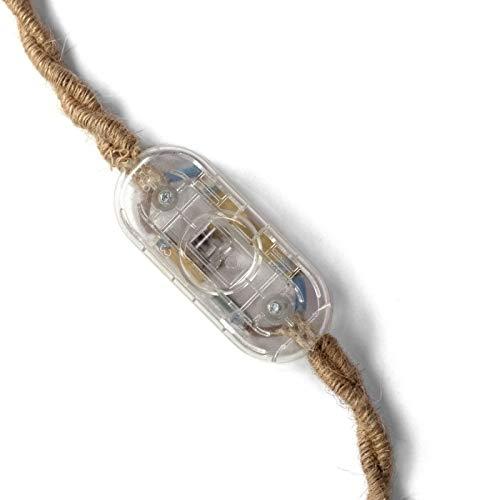 Interruptor deslizante unipolar transparente. Diseño de Achille Castiglion
