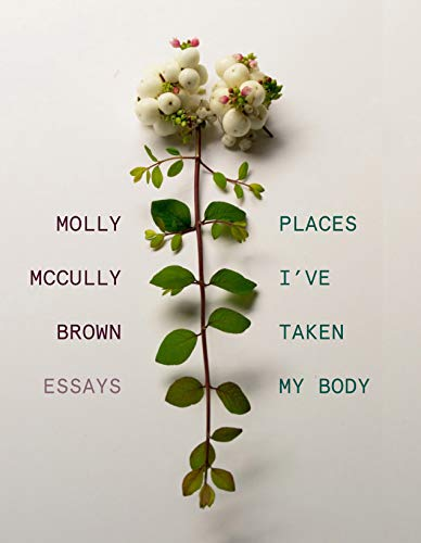 Places I've Taken My Body: Essays
