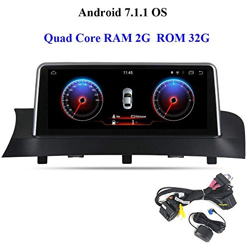 Laicve Android 9.0 Auto-Stereo-Radio für BMW X3 F25 X4 F26 2013-2017 Doppel Din im Schlag GPS-Navigations HD Touch Screen Multimedia-Player Bluetooth Built-In Carplay DSP