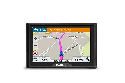 Garmin Drive 40 LM SE - GPS Auto - 4,3 pouces - Cartes Europe du Sud 15 pays - Cartes et Trafic gratuits à vie