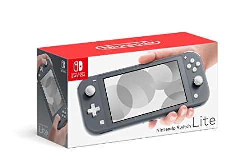Consola Nintendo Switch Lite Grey