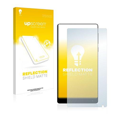 upscreen Entspiegelungs-Schutzfolie kompatibel mit Xiaomi Mi Mix – Anti-Reflex Bildschirmschutz-Folie Matt