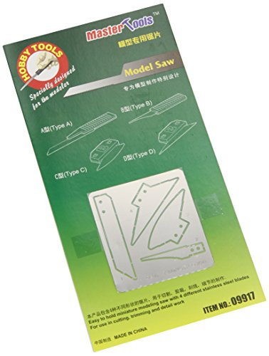 Trumpeter TR 09917 - Tools: Model Saw