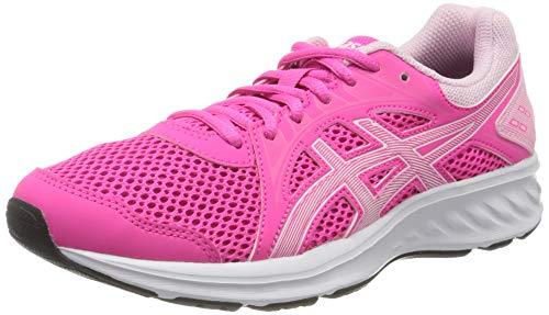 Asics JOLT 2, Running Shoe Womens, Pink GLO/White, 38 EU