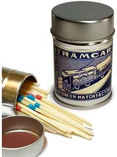 レトロラベル缶マッチ・鉄道004