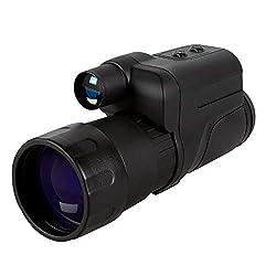 powerful Night Vision Monocular Firefield Nightfall 4×50