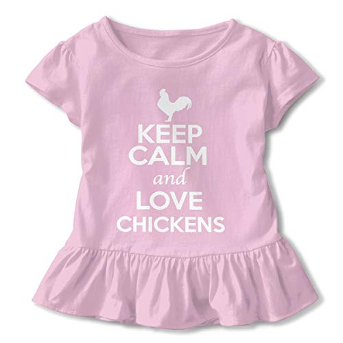 Twisted Envy Women/'s Keep Calm And Put A Bird On It T-Shirt