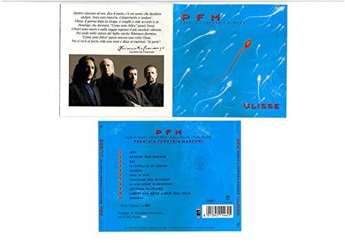 Ulisse (1997 prima edizione - timbro Siae)