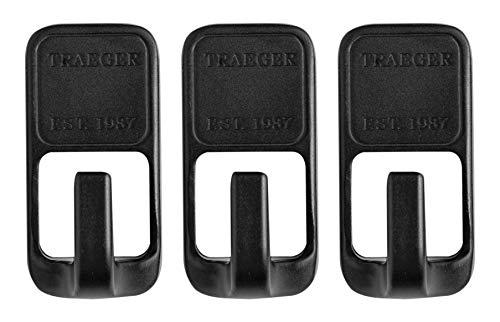 Traeger Pellet Grills BAC356 Magnetic Tool Hooks Accessory