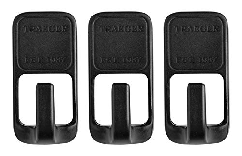 Lowest Prices! Traeger Pellet Grills BAC356 Magnetic Tool Hooks Accessory