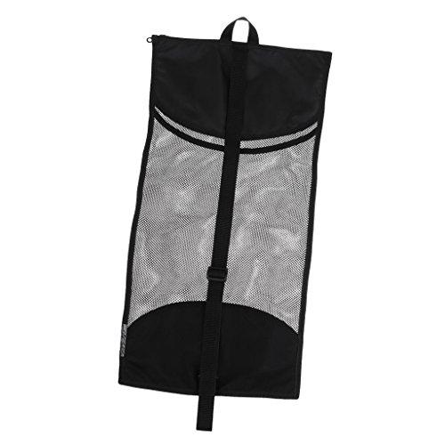 Homyl Hochwertiges Netzbeutel Mesh Bag Netztasche Tauchtasche Tragetasche Tauchen Schnorcheln Schwimmflossen Tasche Flossentasche
