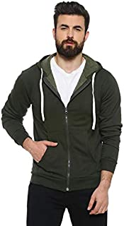 Campus Sutra Men Full Sleeve Casual Sweatshirt