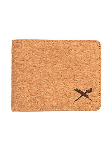 IRIEDAILY Cork Flag Wallet