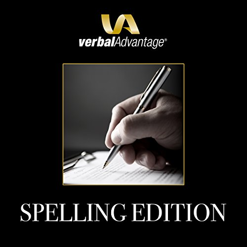 Spelling Advantage audiobook cover art