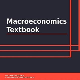 Macroeconomics Textbook cover art