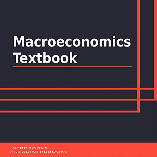 Macroeconomics Textbook cover art