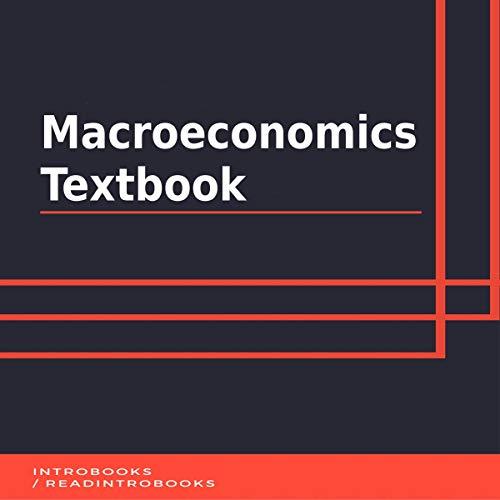 Page de couverture de Macroeconomics Textbook