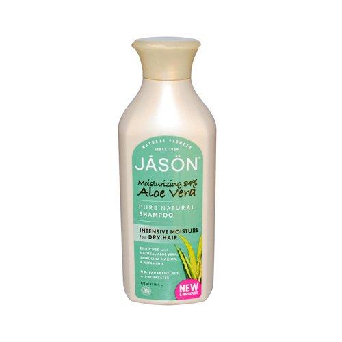 Champú Aloe Vera 84% Jason, 473 ml