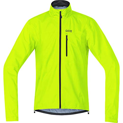 GORE Wear C3 Herren Jacke GORE-TEX, M, Neon-Gelb