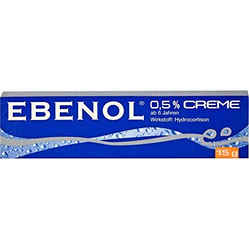 EBENOL 0,5% Creme, 15 g Creme