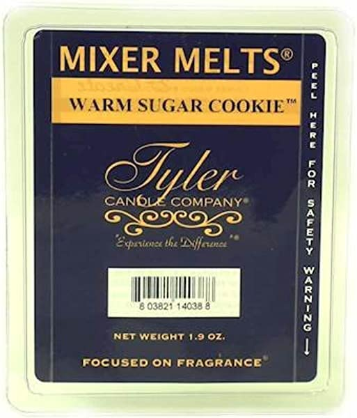 Tyler Candle Mixer Melts Wax Potpourri Warm Sugar Cookie