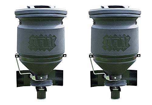 Sale!! Buyers Products ATVS15A ATV All Purpose Broadcast Spreader 15 Gallon Capacity Black (Pack of ...