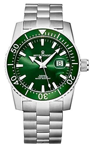 Revue Thommen Herren Armbanduhr Automatik Taucheruhr Diver Professional 17030.2134