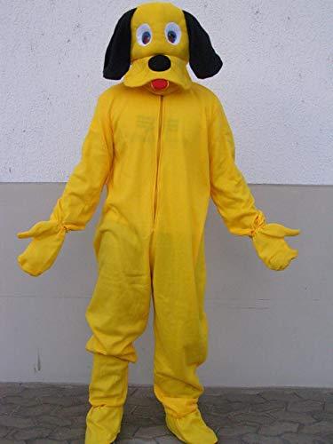 Unbekannt Disfraz de carnaval para perro, color amarillo