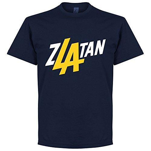 Zlatan Ibrahimovic 9 LA T-Shirt - Navy - XL