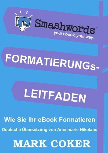 Der Smashwords Formatierungsleitfaden