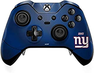 Skinit Decal Gaming Skin for Xbox One Elite Controller - Officially Licensed NFL New York Giants Team Jersey Design
