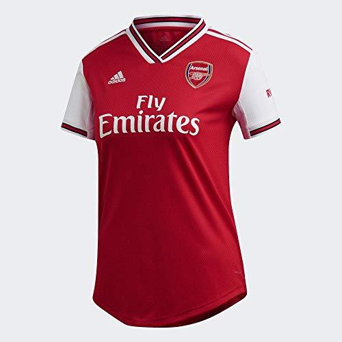 adidas Damen Performance Arsenal T-Shirt, scharlachrot, XL