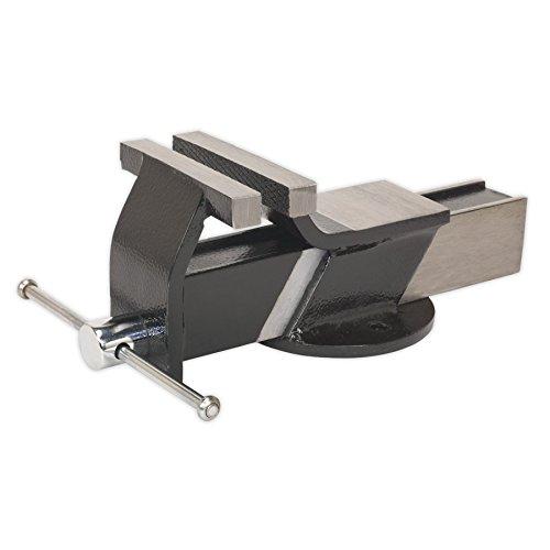 Siegen s01083Schraubstock 150mm Stahl florgewebe
