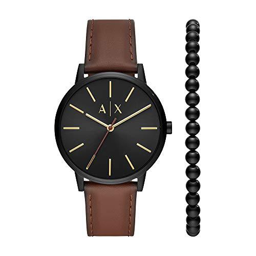 Listado de Reloj Armani Exchange Negro al mejor precio. 3
