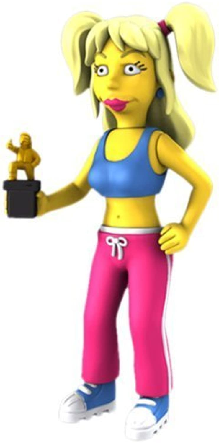 NECA Simpsons 25th Anniversary - Britney Spears 5  azione cifra Series 2 by NECA