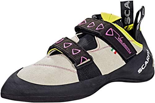 Scarpa Schuhe Velocity Wmn Größe 41 LightGray - Yellow