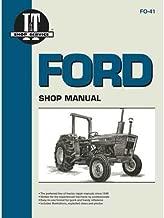 All States Ag Parts I&T Shop Manual Ford 2310 2310 4600 4600 2600 2600 4600SU 4600SU 4100 4100 4610SU 4610SU 3610 3610 2610 2610 4110 4110 4610 4610 3600 3600