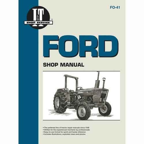 Ford 4610 Tractor Parts: Amazon.com  Ford Tractor Wiring Diagram on