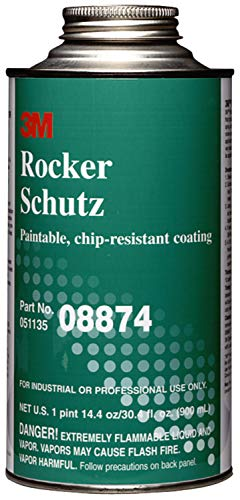 3M Rocker Schutz Coating
