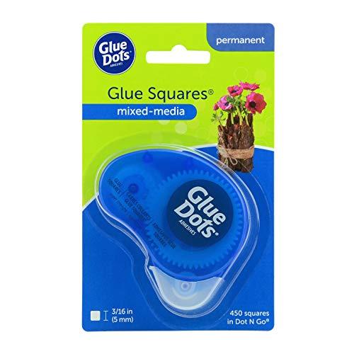 GLUE DOTS Stitch Glue Square Dispenser