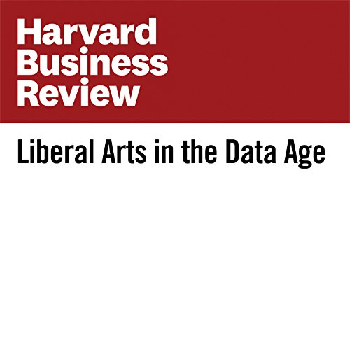 Liberal Arts in the Data Age copertina