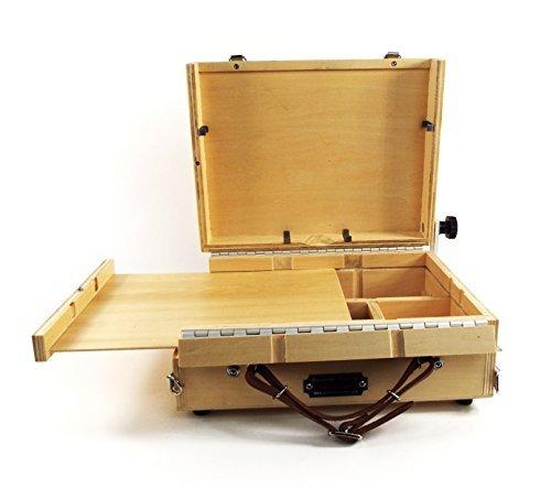 Guerilla Maler 101.12h 9x 12Scharnier Vorderseite Guerilla Box