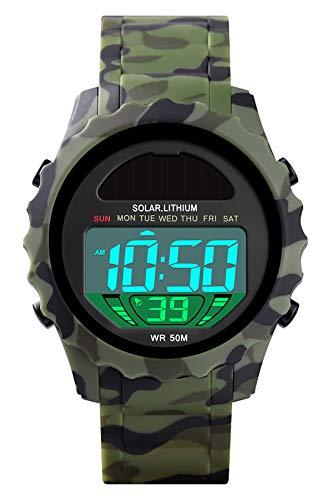 Reloj - SKMEI - Para Hombre - Lemaiskm1585 GREEN
